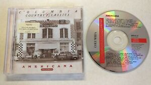 Columbia Country Classics Volume Vol.3 (Americana) (CD Very Good Condition)