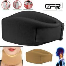 Neck Brace Support Cervical Collar Vertebrae Whiplash Wrap Stabilize Spinal Pain