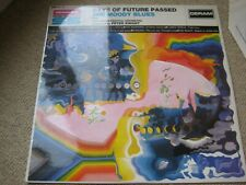 The Moody Blues Days Of Future Passed LP UK 2nd 1968 [Ex/Ex] Great Audio!!