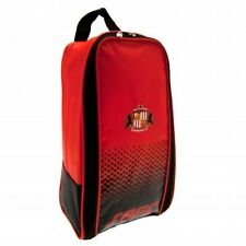 Sunderland AFC Boot Bag - Fade Design Official Football Club Crest Merchandise
