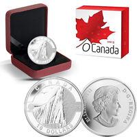 2013 O Canada 1/2 oz Silver $10 -  Niagara Falls