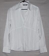 Girl Express white long sleeve shirt SIZE 14