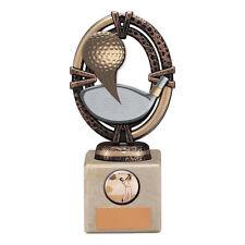 Maverick Légende, Golf Trophée/Award, 150 mm Gravure Gratuite (TH16011C) TRD