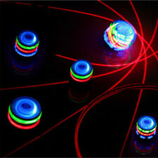 Toupie gyroscope jouet LED 3 ans enfants Lumineux loisir portable cadeaux chaud