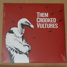 THEM CROOKED VULTURES **180gr Vinyl-2LP** Led Zeppelin