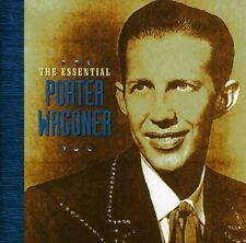 PORTER WAGONER THE ESSENTIAL CD NEW