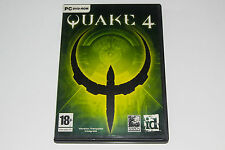 QUAKE IV - PC - COMPLET - TBE - COMPLETE