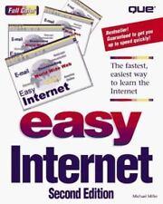 Easy Internet (Que's Easy Series)
