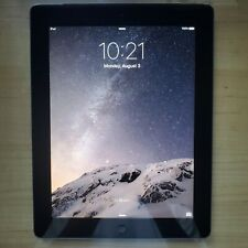 Apple iPad 2 64GB, Wi-Fi + Cellular (AT&T), 9.7in - Black Mint Condition