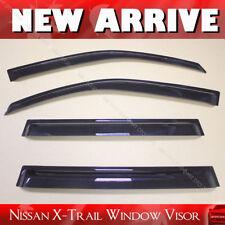 Window Visor for Nissan X-Trail Xtrail 2001-2007 Rain Guard Weather Shield