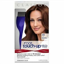 2x Clairol Root Touch up # 5 Medium Brown N Easy Hair Color Dye