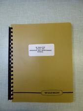 Wiltron RF Analyzer Model 640 Operation and Maintenance Manual (Analyser)