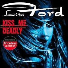 Lita Ford Kiss Me Deadly [Priceless Collection] (CD, Mar-2006, Collectables)