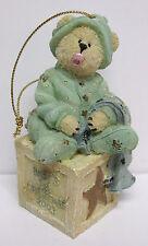 "Boyd's #257017 - ""Binkie"" Baby's 1st Christmas 2003 Ornament - 1St Edition * Nib"