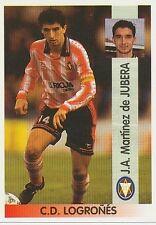 N°310 JOSE MARTINEZ DE JUBERA CD LOGRONES CROMO STICKER PANINI LIGA 1997