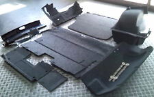 SAAB 9-3 93 Convertible Boot Rear Carpets Panels Interior Floor Mats & Plastics