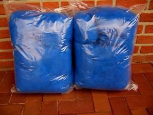 blaue  Filterwatte 2 Kg  Poolfilter Teichfilter Sandfilter Pool