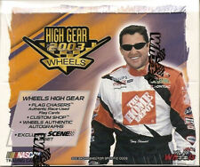2003 Wheels High Gear Factory Sealed Racing Hobby Box Tony Stewart