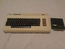 Commodore vic 20 console & expantion Card DAMAGED PARTS ONLY