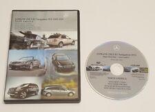 MERCEDES OEM NAVIGATION DVD MAP BQ6460253 A1698276759 VERSION 2009 2010 OEM PART