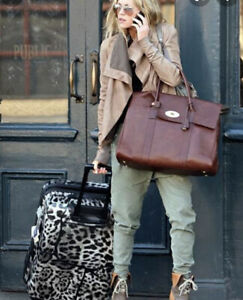 Mulberry Piccadilly Weekend Bag