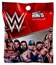 WWE Mighty Minis Blind Bag Figure NEW & SEALED Mattel 2015 Random Wrestler Pack