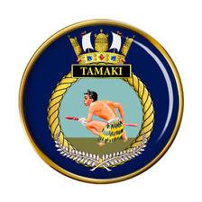 HMNZS Tamaki, Royal New Zealand Navy Pin Badge