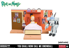 McFarlane Toys Rick and Morty You Shall Call Me Snowball 129 PCE Construct Set