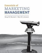 Essentials of Marketing Management by Greg W. Marshall and Mark W. Johnston...