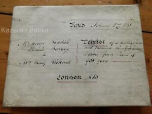 Antique William IV Indenture 900 Year Lease Demise Appledore Devon 1831