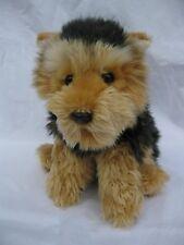 Webkinz Signature Short Haired Yorkie WKS1014 Ganz Plush Stuffed Animal No Code