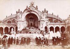 C058 Photo Citrate Original Expo Universelle Paris 1900