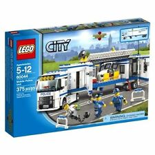 60044 MOBILE POLICE UNIT LEGO legos city town SEALED NEW lego set cops