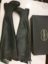 Le Chameau Delta Lim Green Thigh Waders Wellington size 40 UK 6.5 CLEARANCE SALE