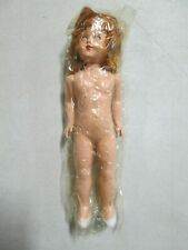 1950's Plastic Composite Doll in Original Wrapping
