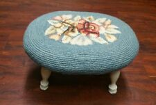 Hooked Stool Loop Cotton Yarn Home Decor (hzz)