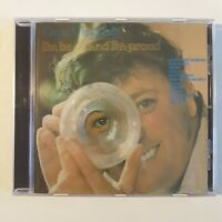 GENE VINCENT ♦ New Remastered French CD ♦ I'M BACK AND I'M PROUD (ALBUM)