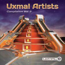 Uxmal Artists 2 CD NUOVO