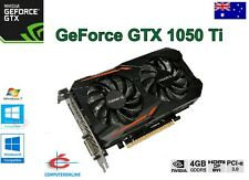 NVIDIA Geforce GTX 1050 Ti 4GB GDDR5 PCI-E Graphics Card