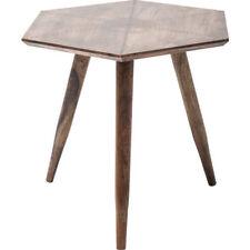 Kare Design 50cm Copper Rivet Side Table Geometric Table Slight Mark Table Top