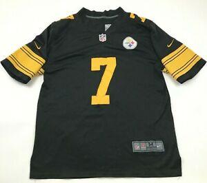 VINTAGE Reebok Ben Roethlisberger Pittsburgh Steelers Football Jersey Medium Men