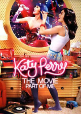 Katy Perry: Part of Me (DVD, 2013) - Ex Library - **DISC ONLY**