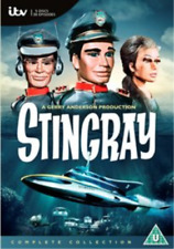 Stingray: The Complete Collection (UK IMPORT) DVD NEW