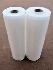 "TWO Rolls 11"" x 50' Food Magic Seal 4 Mil for Vacuum Sealer Storage Bags!!"
