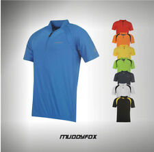 Muddy Fox Polyester Short Sleeve Cycling Jerseys