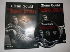 Glenn Gould - The Russian Journey (Dvd, 2003) Glenn Gould, Pianist, Biography