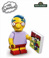 LEGO 71005 Minifigures Series S Simpsons Milhouse Van Houten New