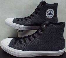 New Mens 12 CTAS 2 Hi Chuck Taylor All Star Thunder Gray Shoes $85 154020C