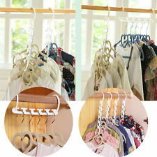 Clothing Rack Clothes Hook Wonder Closet Organizer Space Saver Magic Hanger