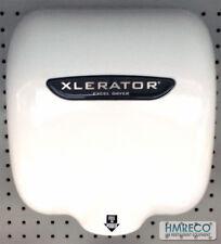 Excel XLERATOR XL-BW Commercial Hand Dryer, White,110/120V - NEW